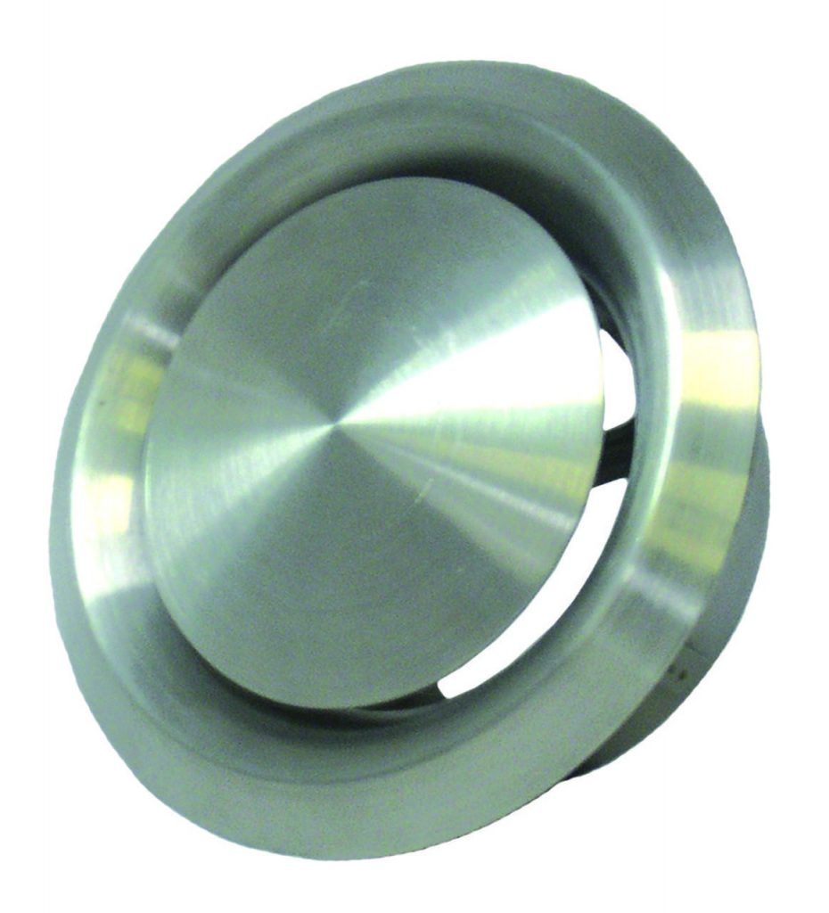 Stainless Steel Gas Ducted Heating Vent